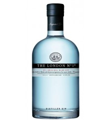 "GINEBRA LONDON GIN ""BLUE"" Nº1"