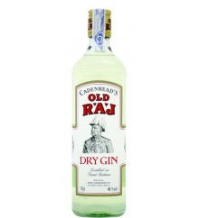 GIN OLD RAJ RED